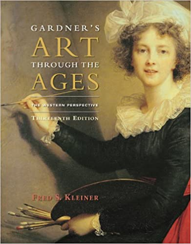 bundle gardners art through the ages the western perspective volume ii with art study timeline printed access card 13th webtutor on webct printed access card
