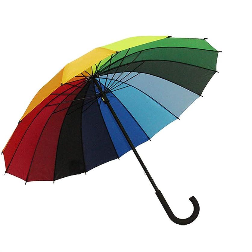 倒産頑張るに応じて(和傘) 大番傘 赤 実用番傘 雨傘 防水加工