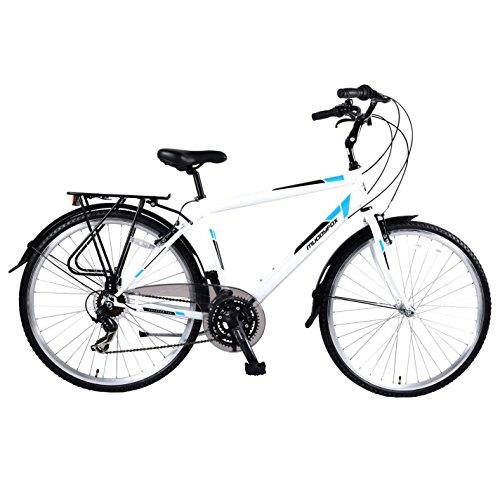 Muddyfox Mens Voyager 100 Bicycle Cycle Bike Velocipede 18 Speed Gears...