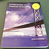 img - for Fundamentals of Financial Accounting (AC 211, Accounting Concepts I) book / textbook / text book