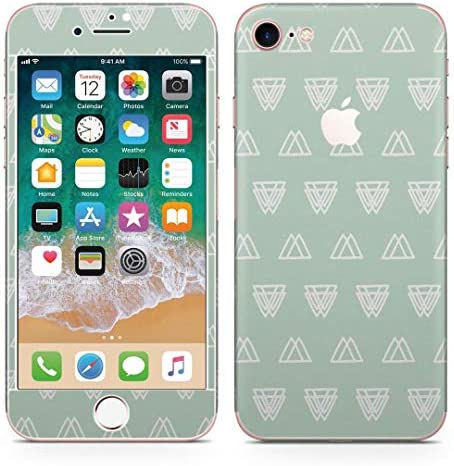 igsticker iPhone8 専用 スキンシール 全面スキンシール フル 背面 側面 正面 液晶 ステッカー 保護シール 050653