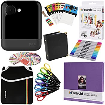 Amazon.com : Polaroid POP Instant Camera (Black) Gift