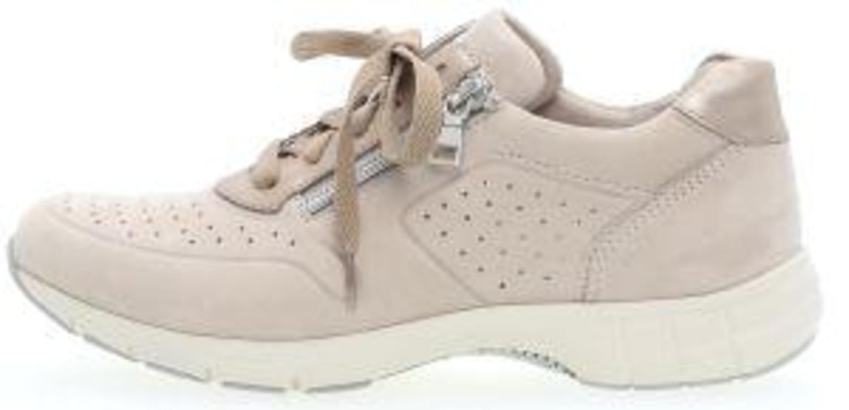 Gabor 84-351-10 - Zapatos de Cordones Para Mujer 37.5 EU|Beige