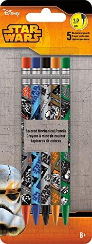 Trends International Star Wars Colored Lapiz Mecanicos (5...