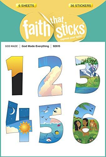 God Made Everything (Faith That Sticks) -