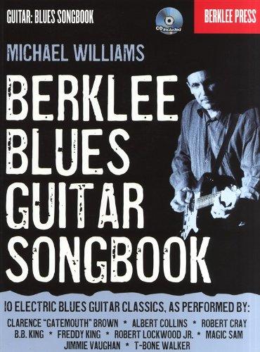 Berklee Blues Guitar Songbook. Partitions, CD pour Guitare B00EMTC9YA