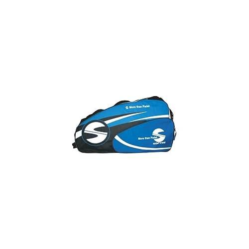 Softee 0014011 Paletero de pádel, Unisex Adulto, Azul/Negro ...