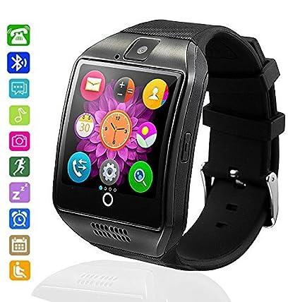 Bluetooth Reloj Inteligente, MallTEK 2018 New Smartwatch Soporte ...