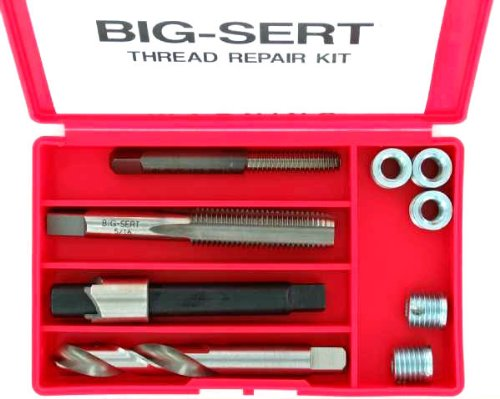 BIG-SERT by Time-Sert 5/16''-18 Oversize Thread Repair Kit # 5561