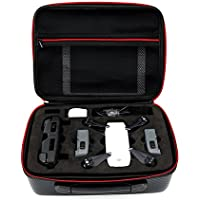 DJI Mavic Pro Carrying Case EVA Hardshell Portable Travel Bag Shoulder and Handheld Bag for DJI Mavic Pro Drone and Accessories (DJI spark)