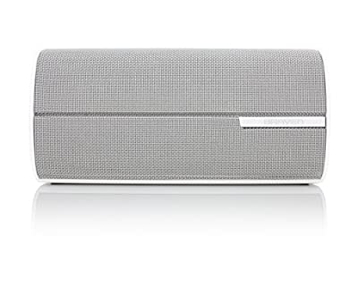 Braven 2200m Portable Bluetooth Speaker [8800 mAh] 28 Hour Playtime - White / Light Gray