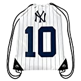 New York Yankees Rizzuto P. #10 Hall of Fame Drawstring Backpack