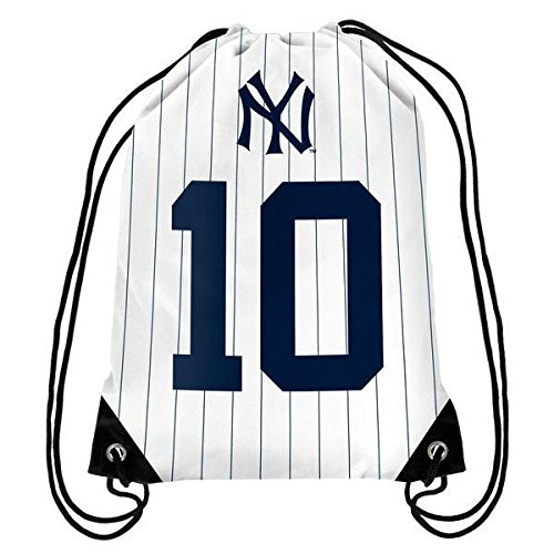 New York Yankees Rizzuto P. #10 Hall of Fame Drawstring Backpack by FOCO