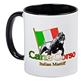 CafePress - Cane Corso Run Mug - Unique Coffee Mug, Coffee Cup