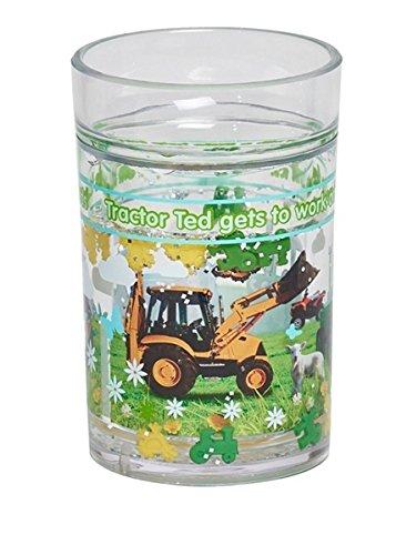 Tractor Ted Trinkbecher mit integriertem Glitter