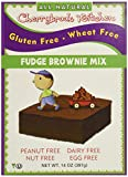 Cherrybrook Kitchen Gluten Free Fudge Brownie Mix — 14 oz