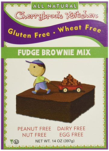 Kitchen Gluten Cherrybrook Free (Cherrybrook Kitchen Gluten Free Dreams Fudge Brownie Mix 14 oz 397 g)