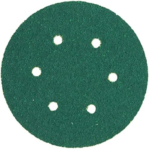 6 in 100 discs per carton 36 3M Green Corps Stikit Production Disc Dust Free 01668