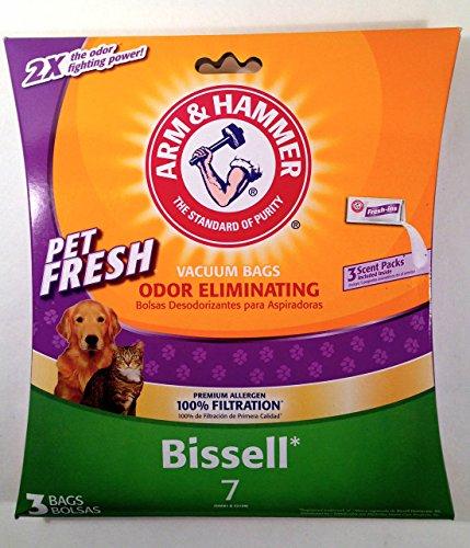 vacuum bags 7 bissell - 5