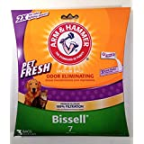 Arm & Hammer Premium Allergen Bissell 7 Pet Fresh Bag 3-pack