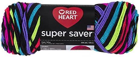 HEART Super Saver Yarn Stripes product image