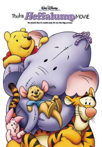 Pooh's Heffalump Movie Poster