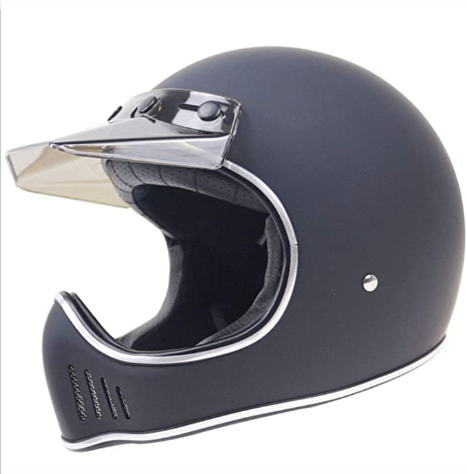 cascos offroad cafe racer