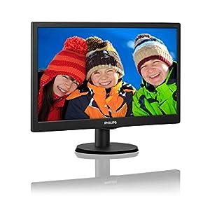 "Philips 276E8FJAB 27"" Class IPS Slim LED Monitor, 2560 x 1440, 350cd/m2, 4ms, Speakers, VGA, DisplayPort, HDMI 9"