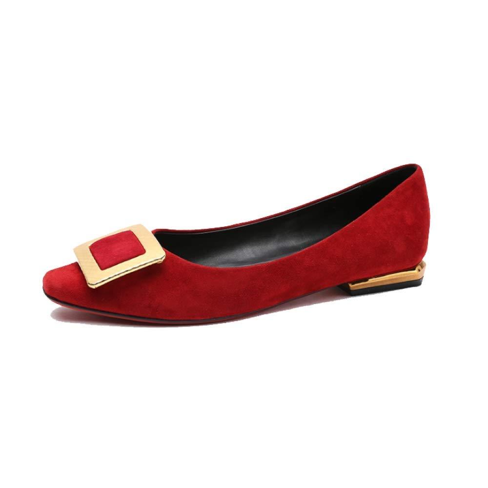 ZPEDY Confortable, B06XH2WWPY Chaussures pour Femmes, Casual, Confortable, Léger, ZPEDY élégant, Simple, Portable Red dcb3eea - boatplans.space