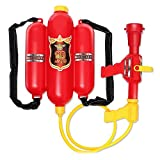Water Gun Blaster Yosoo Child Fire Backpack Nozzle Water Gun Toy Air Pressure Water Gun Summer Beach