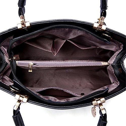 hot sale online 3070c 11fbf Salvaje Crossbody Hombro color Bolsa Simple Púrpura Asas Ofic Rojo De Del  Mujeres Tote La Bolso ...