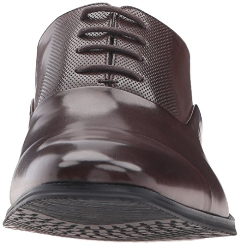 Kenneth Cole Onoterade Mens Win-ners Cirkel Oxford Brun