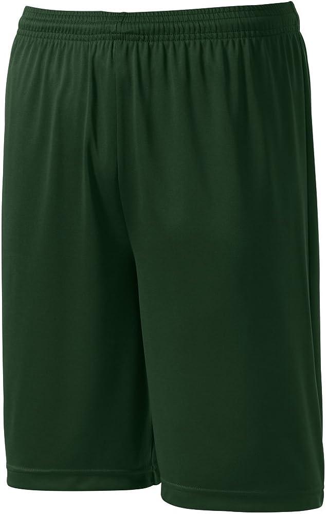 Joe's USA Mens or Youth Basketball Shorts - Moisture Wicking Shorts.Youth XS - Adult 4XL