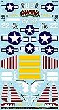 A-72096 アシタのデカール 1/72 アメリカ陸軍 P-47D サンダーボルト 「ザ・ビースト!」
