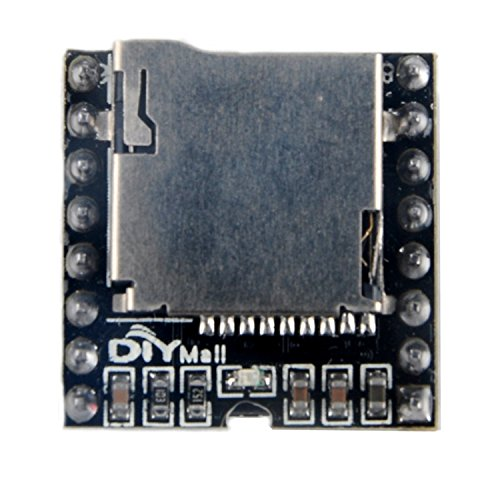 Diymall mini mp player module with simplified output