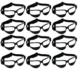 Dribble specs have been helping players learn how to dribble the ball without looking at it for 20 years. The goggles restrict the downward vision forcing the player to learn to dribble by feel. Soft plastic goggles are comfortable and mold to your h...