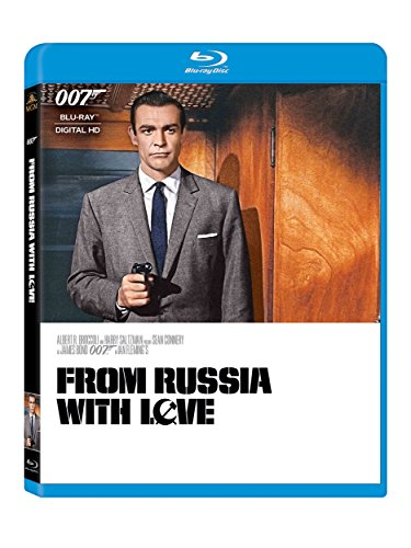 Blu-ray : From Russia with Love (Widescreen)