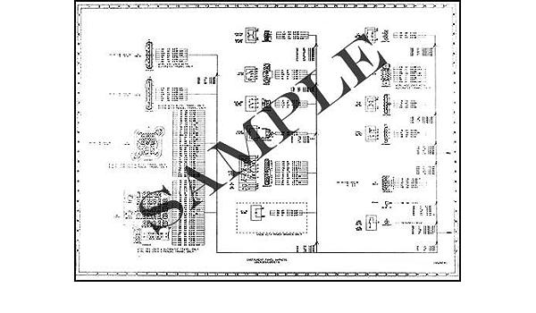 1989 Chevy Suburban K5 Blazer R V Pickup Wiring Diagram Original Chevrolet Amazon Com Books