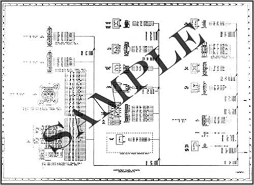 1989 Chevy Suburban, K5 Blazer, R/V Pickup Wiring Diagram Original:  Chevrolet: Amazon.com: BooksAmazon.com