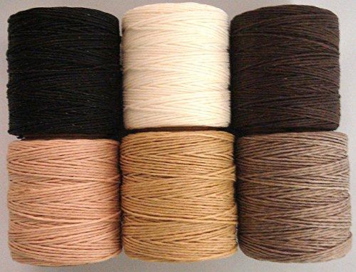 Linen Floss Pack (Maine Thread - .030