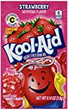Kraft Kool-Aid, Strawberry, 0.13 Ounce (Pack of 192)