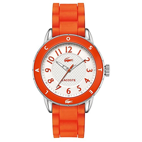Lacoste Rio Silicone - Orange Women's watch #2000747