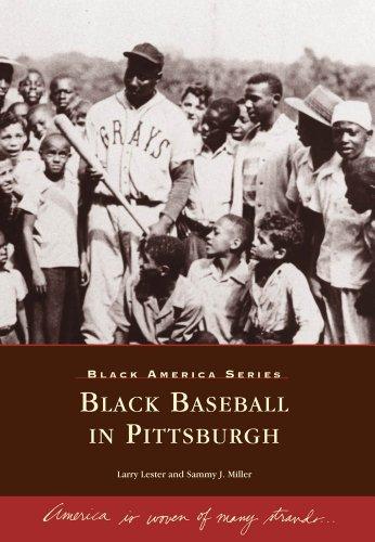 Books : Black  Baseball  in  Pittsburgh   (PA)   (Black  America)