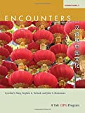 img - for Encounters: Chinese Language and Culture, Student Book 3 by Cynthia Y. Ning (2016-03-01) book / textbook / text book