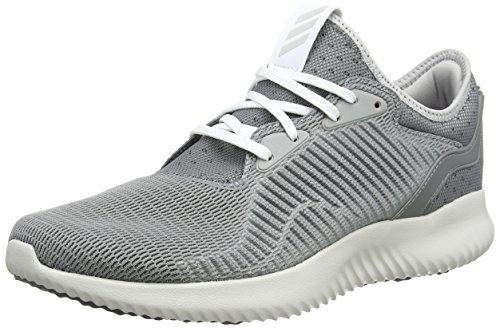 adidas Damen Alphabounce Lux Laufschuhe Grau (Grey Three/grey Two/footwear White)