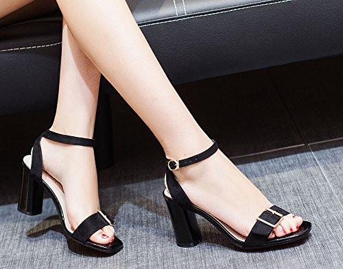 Aisun Mode Femme Lani Bout Ouvert 78Yx76