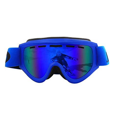 Ysprings Gafas de esquí Gafas de Sol Deportivas antiniebla ...