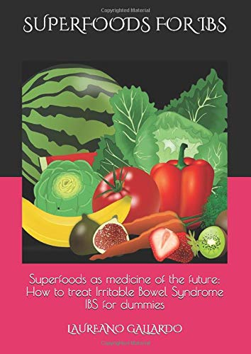 Superfoods medicine future Irritable Syndrome product image