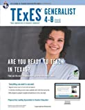 TExES Generalist 4-8 (111) Book + Online (TExES Teacher Certification Test Prep) Paperback November 19, 2012