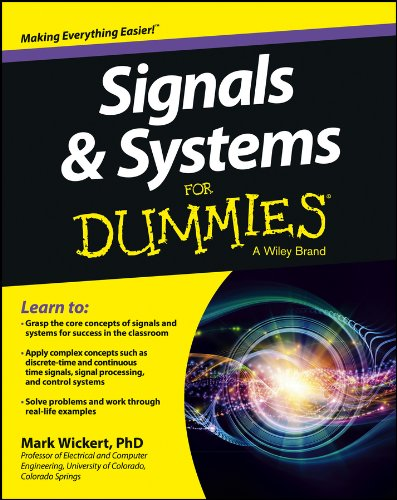 Signals and Systems For Dummies cover